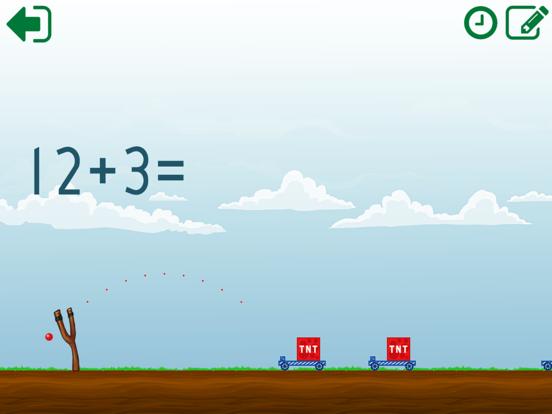 Math Shot Addition Screenshots