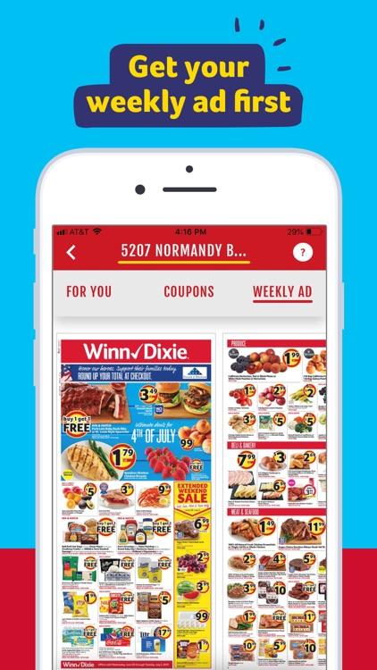 Winn-Dixie screenshot-3