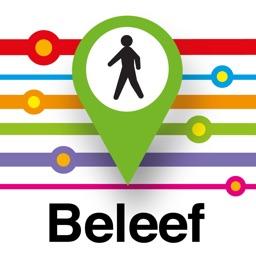 BeleefRoutes App