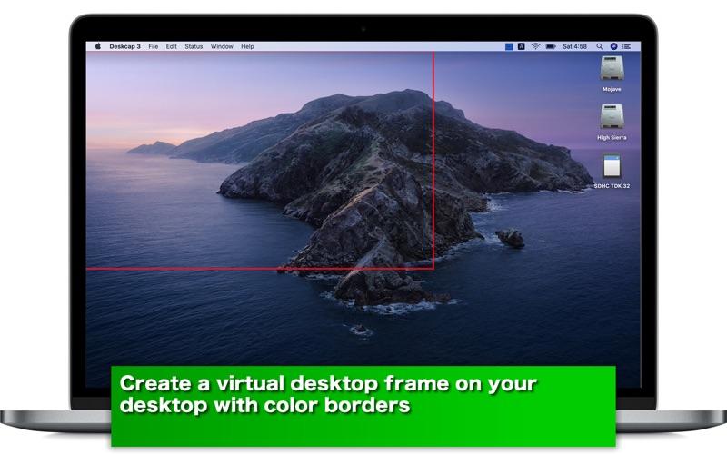 Deskcap 3 for Mac
