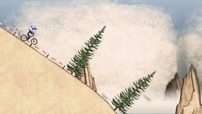 Screenshot from Stickman Downhill