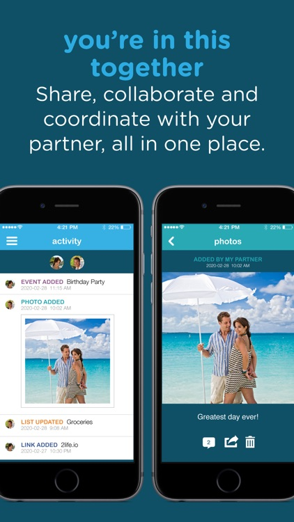 2life – your relationship app