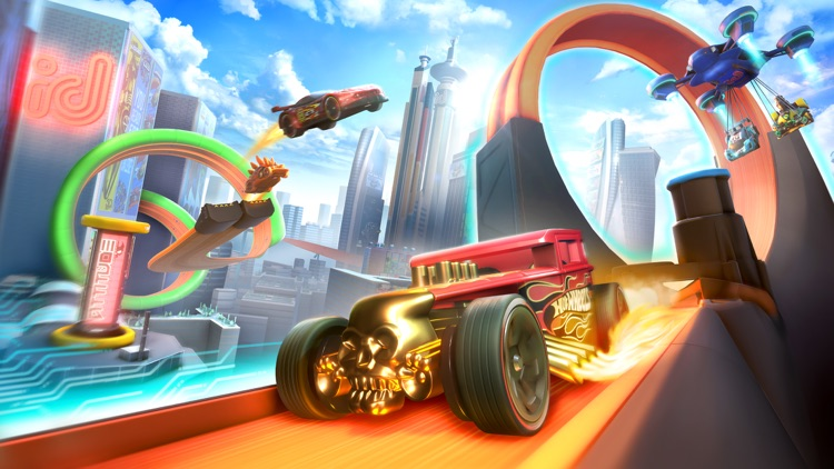 Hot Wheels® id screenshot-6