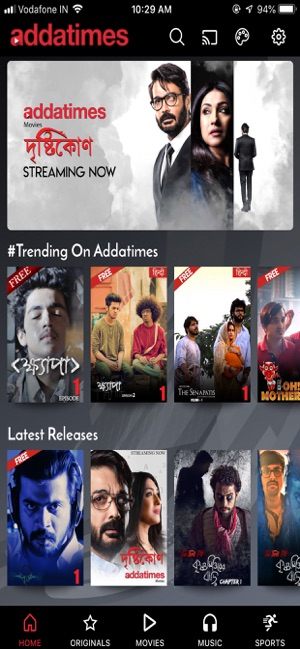 Addatimes on the App Store