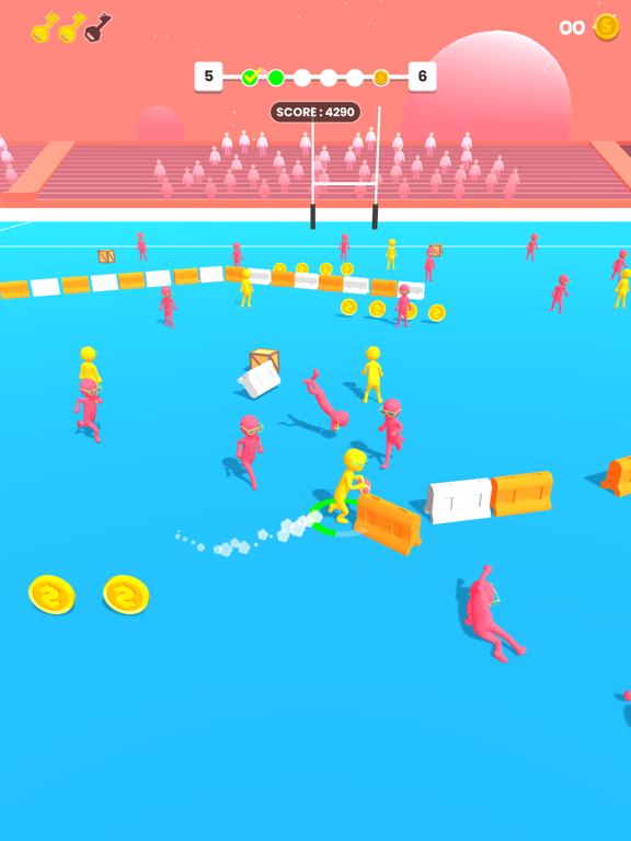 Ball Rush 3D! screenshot 13