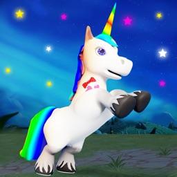 Baby Unicorn Games :Kids Slime