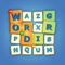 App Icon for Word Grid Game App in Lebanon IOS App Store