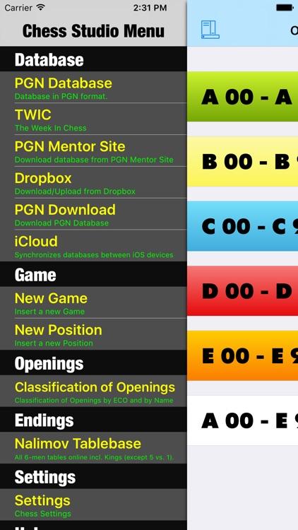 Chess-Studio screenshot-4