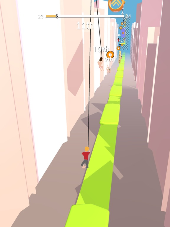 Cable Swing screenshot 7