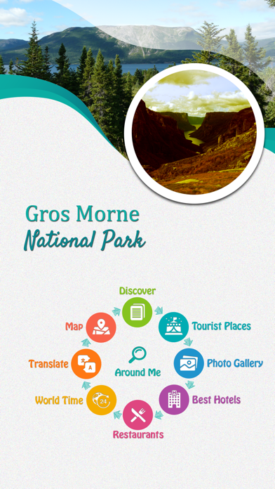 Gros Morne National Park Guide screenshot 2