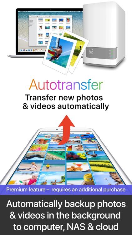 PhotoSync – transfer photos screenshot-6