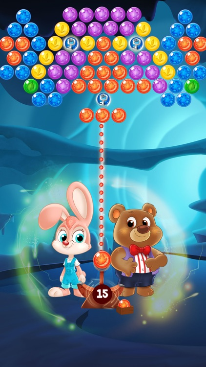Bubble Friends - Bubble Pop screenshot-4