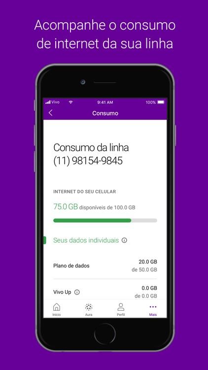 Meu Vivo Empresas Móvel screenshot-4