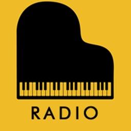 Solo Piano Radio Station App