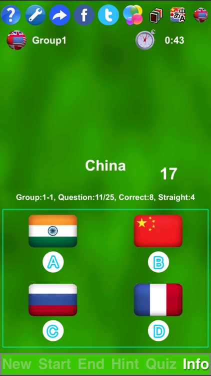 Flag Solitaire by SZY screenshot-4