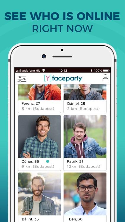 Faceparty - Meet New Friends