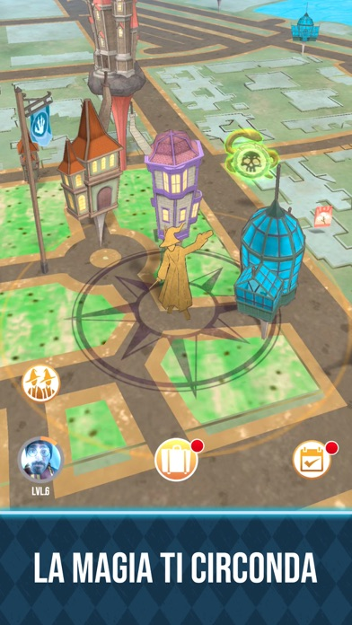 Download Harry Potter: Wizards Unite per Pc