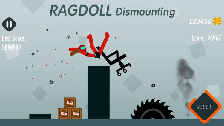 Ragdoll Dismounting screenshot-2