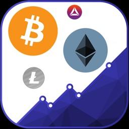 Crypto Watcher -Tracker of BTC