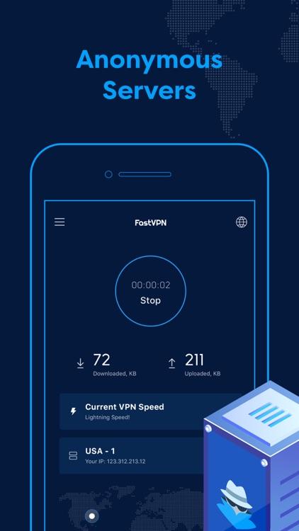 FastVPN - High Speed VPN