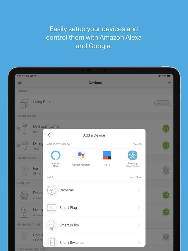 Kasa Smart on the App Store