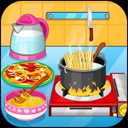 Cooking Games Baking Lasagna