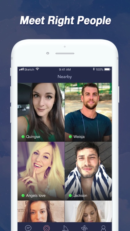Bottles-Hookup Dating by Chats