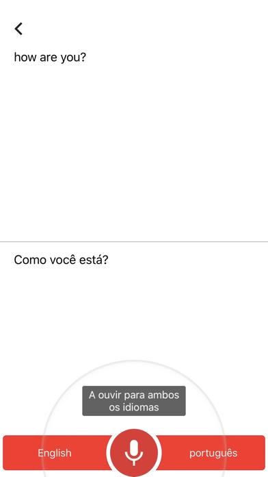 Screenshot for Google Tradutor in Portugal App Store