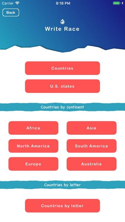 World Quiz: Learn Geography screenshot-7