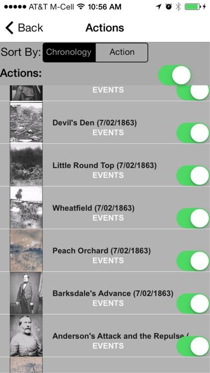 Gettysburg Concordance screenshot-4