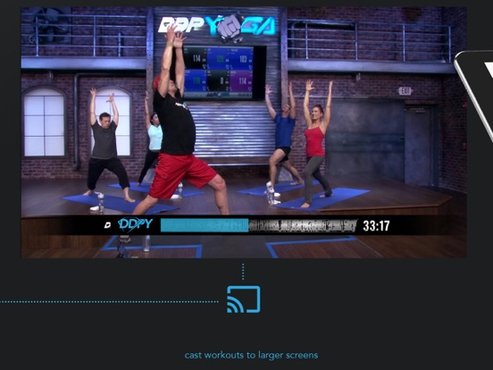 DDP YOGA NOW! screenshot