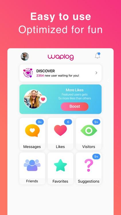 Waplog -Dating app. Chat. Meet screenshot-4