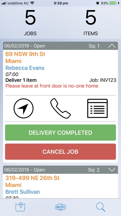 Courier - Delivery App