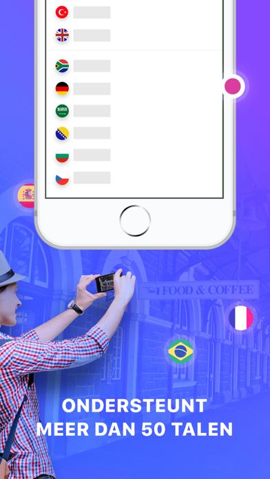 Klik & Vertaal-Triplens iPhone app afbeelding 5