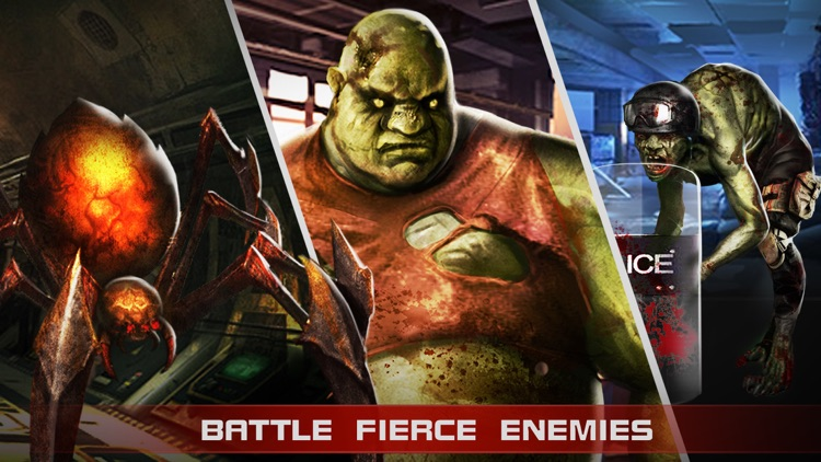 Zombie Shooter Survival Games
