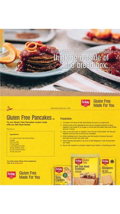 Gluten Free & More screenshot-3