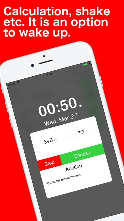 Sleep & Alarm Clock with Music screenshot-3