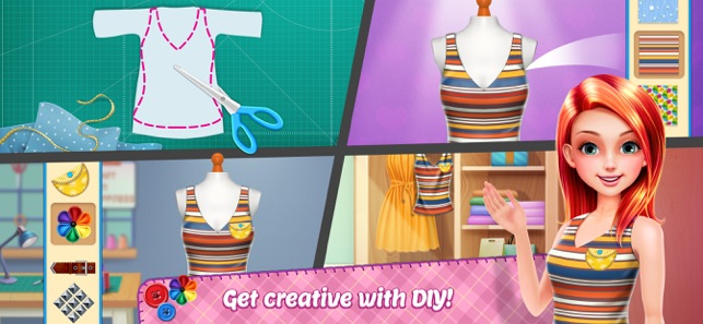 Diy Fashion Star On The App Store