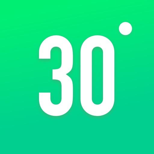 30日間フィットネスチャレンジ