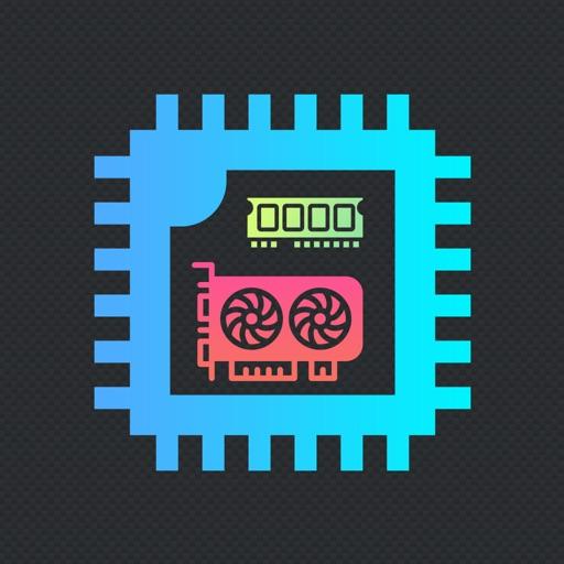 CPU Monitor - RAM,OS & Battery