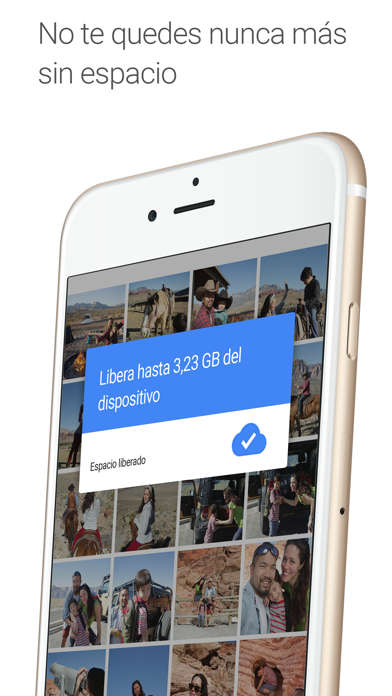 Screenshot for Google Fotos in Spain App Store
