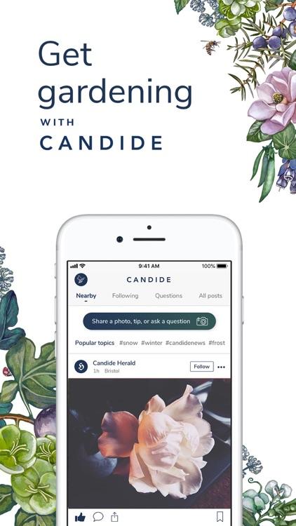 Candide – Plants & Gardening