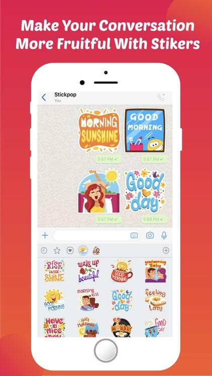 Stickpop – Sticker Maker Store screenshot-9