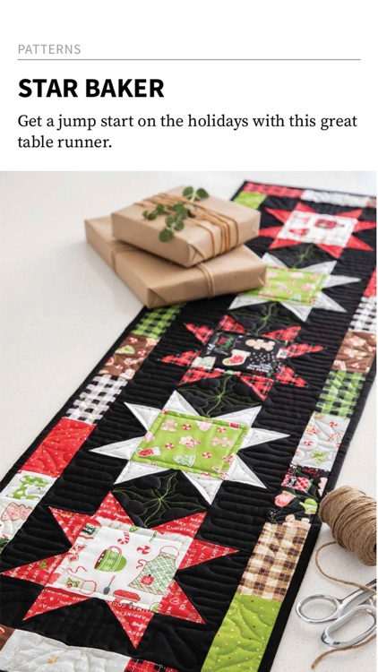McCall's Quilting Magazine screenshot-4