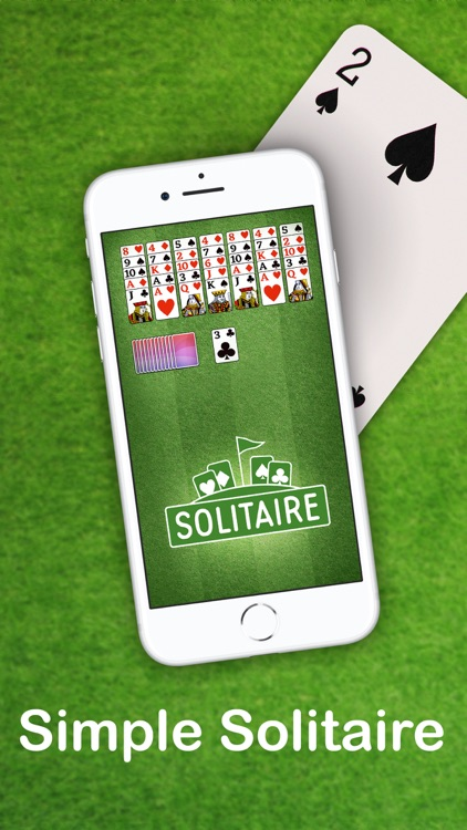 Golf Solitaire Card Game screenshot-0