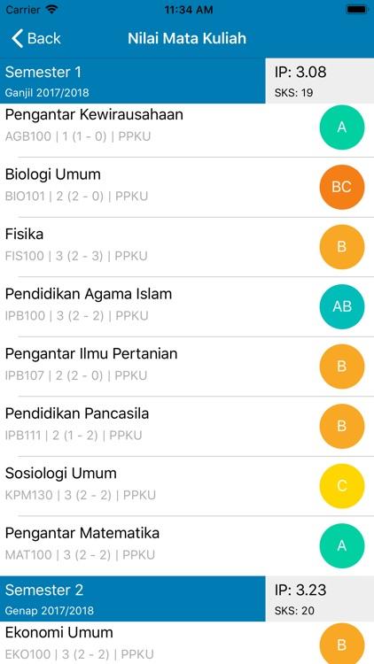 IPB Mobile for Student screenshot-4