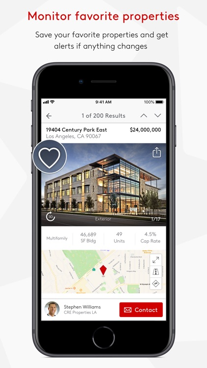 LoopNet Real Estate screenshot-1