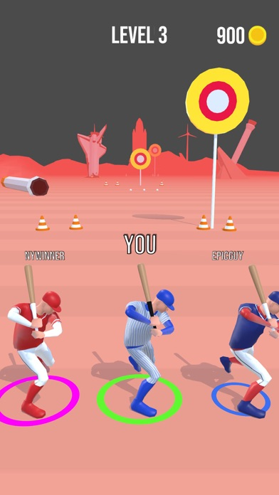 Baseball Race screenshot 4