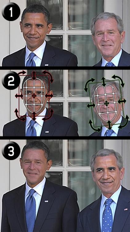 iSwap Faces screenshot-4