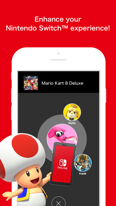 Nintendo Switch Online screenshot one